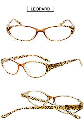 1 Leopardo 0 Lectura Graduadas 1 Diseño Azul de 5 Presbicia 5 Leopardo Mujer 2 3 Vista 5 0 Leer 2 Gafas 3 Trabajo 0 Hombre Flores Vintage VEVESMUNDO Pequeñas a6q4zUE