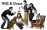 Will & Grace - Cast Dog Lovers - 11x17 Poster