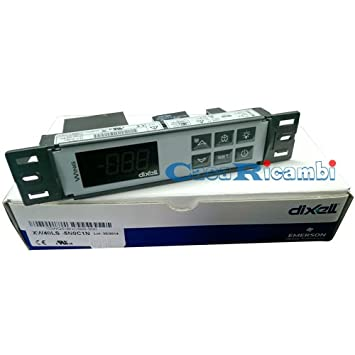 Termostato digital dixell xw40ls 5 N0 C1 N 12 V Regulador Control Temperatura