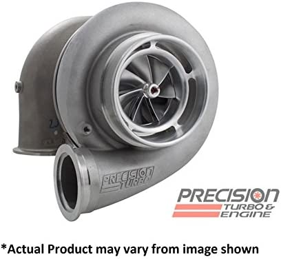 Amazon.com: Precision GT42R Billet 7675 Gen 2 Turbo Ball Bearing .98 AR V-Band T4 Divided: Automotive