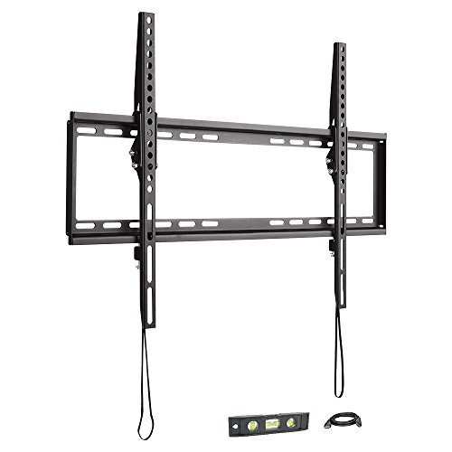 37''-70'' Tilt TV Wall Mount LED & LCD HDTV Up to VESA 600x400 (5410A) Max Load 77 lbs with 6ft HDMI Cable w/ Bubble Level for Samsung, Vizio, Sony, Panasonic, LG, Sharp and Toshiba TV,Power By ProHT by IPI Product