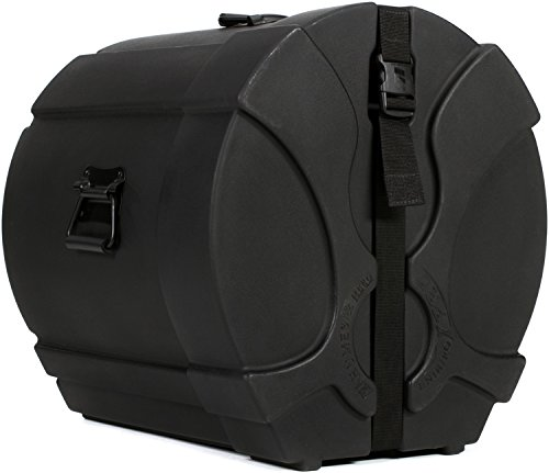 Humes & Berg Enduro Pro EP507BDBKSP 14 x 18 Inches Bass Drum Case with Foam (Enduro Drum Bass Case)