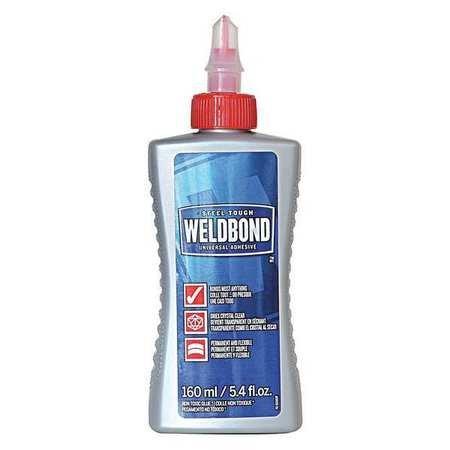 Glue, 5.4oz, Multi-Purpose, White, Low VOCs- Pack of 10 by WELDBOND (Image #1)