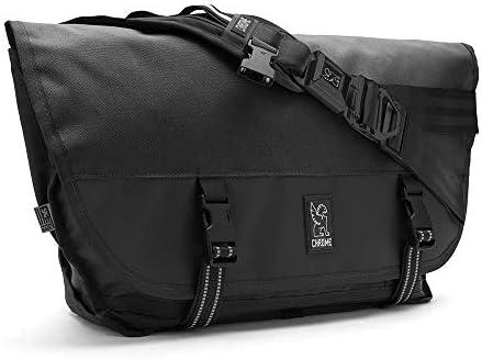 Chrome Citizen Messenger Satchel Bag with Iconic Seat Belt Buckle
