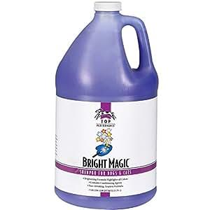 Top Performance Bright Magic Dog and Cat Shampoo, 1-Gallon