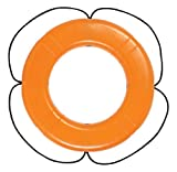 Taylor Made Products 570 USCG Polyethylene Foam Life Ring (30'', Orange)