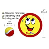 Funsparks Paddle Catch Toss and Catch Ball Set