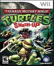 Amazon.com: Teenage Mutant Ninja Turtles: Smash Up (Wii ...