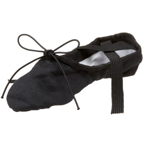 Ballet Canvas 2030 Black Shoes Cobra Capezio wBxdqU5