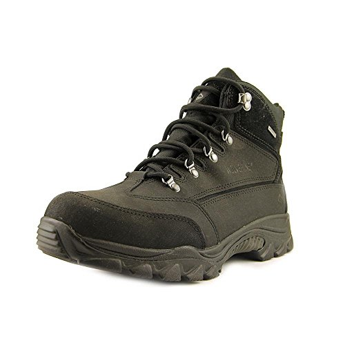 WOLVERINE Men's Boots, Spencer Waterproof Hiking Boot Black