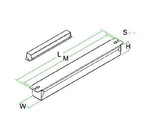 ROBERTSON 3M10586 L4835 /B mBALLAST, NPF, 230Vac., 50Hz, (1)F6T5 V2 by Robertson Worldwide