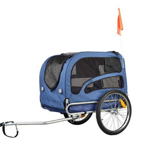 Orignial Doggyhut Large Pet Bike Trailer Dog Bicycle Carrier