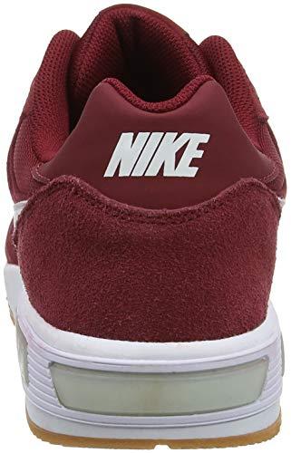 Nike Running Rot Nightgazer gum Homme Rouge Compétition Hellbraun Chaussures weiß De team rnrUSqx8