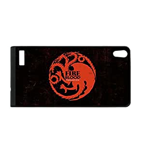 Generic For Huawei Ascend P6 With Game Of Thrones Gel Cute Back Phone Covers For Teens Choose Design 5