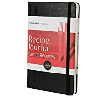 Your cooking tips, all in one place. Fully embossed cover, 3 ribbon place markers and double expandable inner pocket. Informative pages: food calendars, food facts, measurements and conversions. 6 theme-based sections to fill in: appetizers, ...