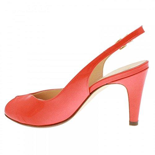 Sandrie Sling Kaiser Sandalo Peter Orange Back S4xEqqw