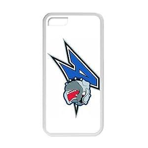 NCAA Nc Asheville Bulldogs Alternate 2004 White For SamSung Galaxy S5 Phone Case Cover