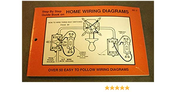 Step by step guide book on home wiring diagrams: McReynolds, Ray:  9780961920142: Amazon.com: BooksAmazon.com