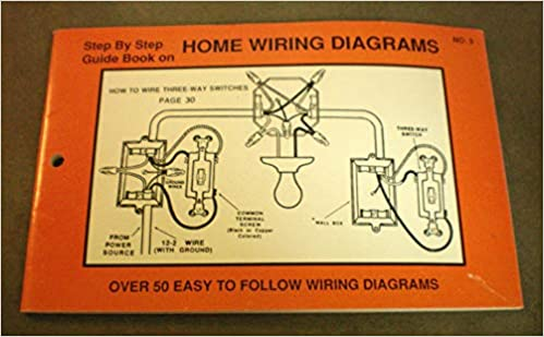 Step by step guide book on home wiring diagrams: McReynolds, Ray:  9780961920142: Amazon.com: Books  Amazon.com