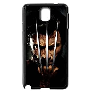 Samsung Galaxy Note 3 Cell Phone Case Black Wolverine Phone Case Cover Back Hard CZOIEQWMXN31410
