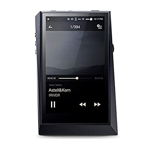 Astell & Kern HiRes player AK300 64GB AK300-64GB-BLK (Midnight Black) (Iriver Astell&kern Ak240)