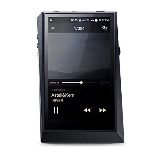 アユート Astell&Kern ハイレゾプレーヤー AK300 64GB ミッドナイトブラック  AK300-64GB-BLK B01GJ22W2Q