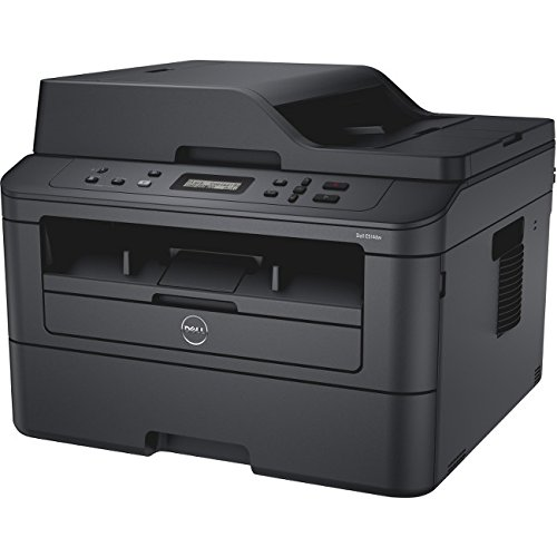 Dell E514dw Wireless Monochrome Laser Multifunction Printer, Copier, Scanner (Printer Desktop Copiers)