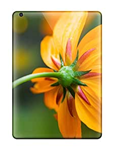 Hazel J. Ashcraft's Shop Tpu Case Cover Compatible For Ipad Air/ Hot Case/ Orange Daisy