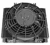 EMPI 00-9292-0 72 Plate VW, Sand Rail & Off Road Oil Cooler & Fan Kit