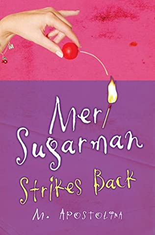 book cover of Meri Strikes Back