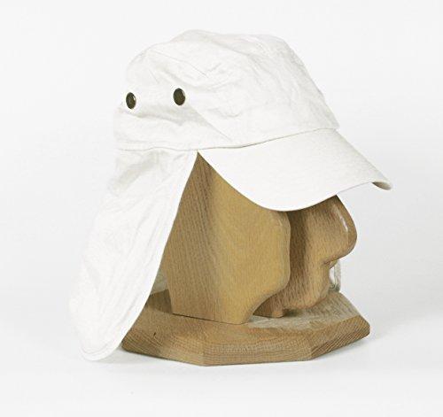 protector naturaleza legionario beige tipo Gorra nuca con de Nature Basic tqXzaPw