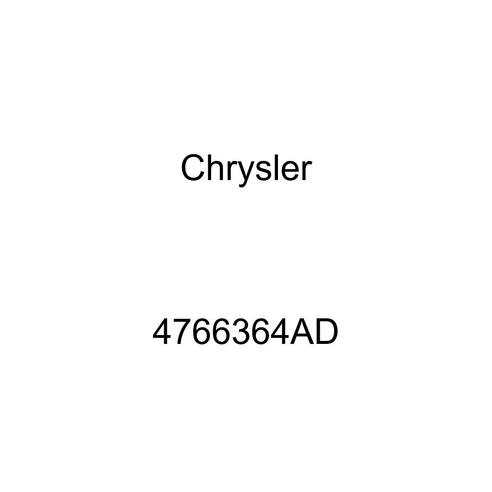Genuine Chrysler 4766364AD Power Steering Return Hose