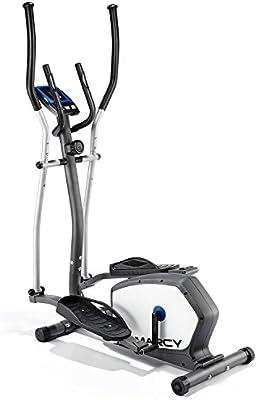 Marcy Antero 1201E Bicicleta eliptica Cross Trainer, Adultos ...