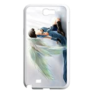samsung n2 7100 Phone case White Rinoa Final Fantasy KKJ6746899
