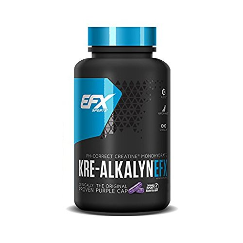 All American EFX Kre- Alkalyn EFX, 240 capsules 240 capsules (750mg each) (All American Kre Alkalyn)