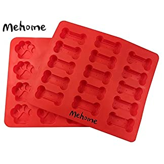 Silicone Baking Molds for Dog Treats