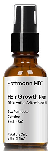 Hoffmann MD - Hair Growth Plus | Professional Hair Loss Vitamins - Topical Nutrient Application | 1 Ounce Bottle (Rebuild Your Hair Program compare prices)