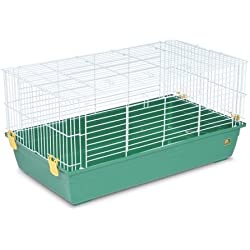 Prevue Pet Products SPV522 Small Animal Tubbie Cage, 28 by 17-Inch