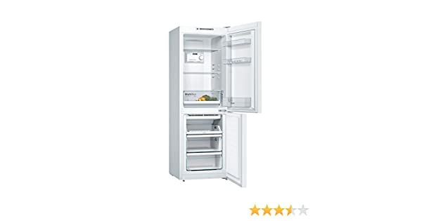 Bosch Serie 2 KGN33NW3A Independiente 279L A++ Blanco nevera y ...