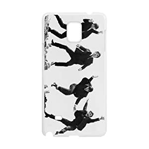 Samsung Galaxy Note 4 Cell Phone Case White The Beatles mgjn