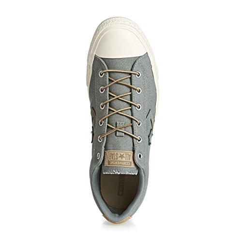 Converse Star Player Ox Homme Baskets Mode Vert