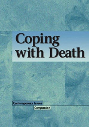 Coping with Death (Contemporary Issues Companion)