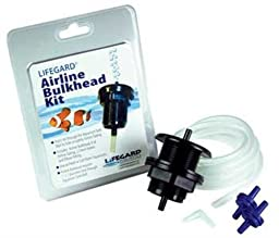 Lifegard Aquatics Airline Bulkhead Kit