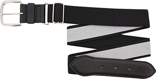 Adidas Youth Baseball Belt (Black, Youth)