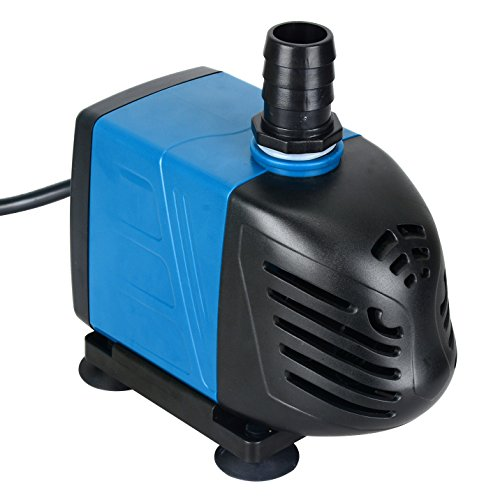 (Uniclife 800 GPH Submersible/Inline Water Pump for Pond Pool Fountain Aquarium Fish Tank)
