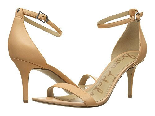 Sam Edelman Women's Patti Classic Nude Leather Sandal]()