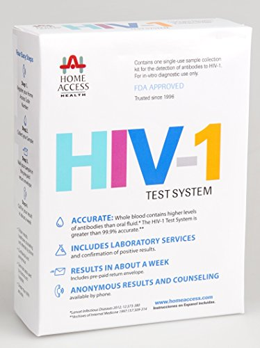 Access HIV-1 Test System - At-Home Test