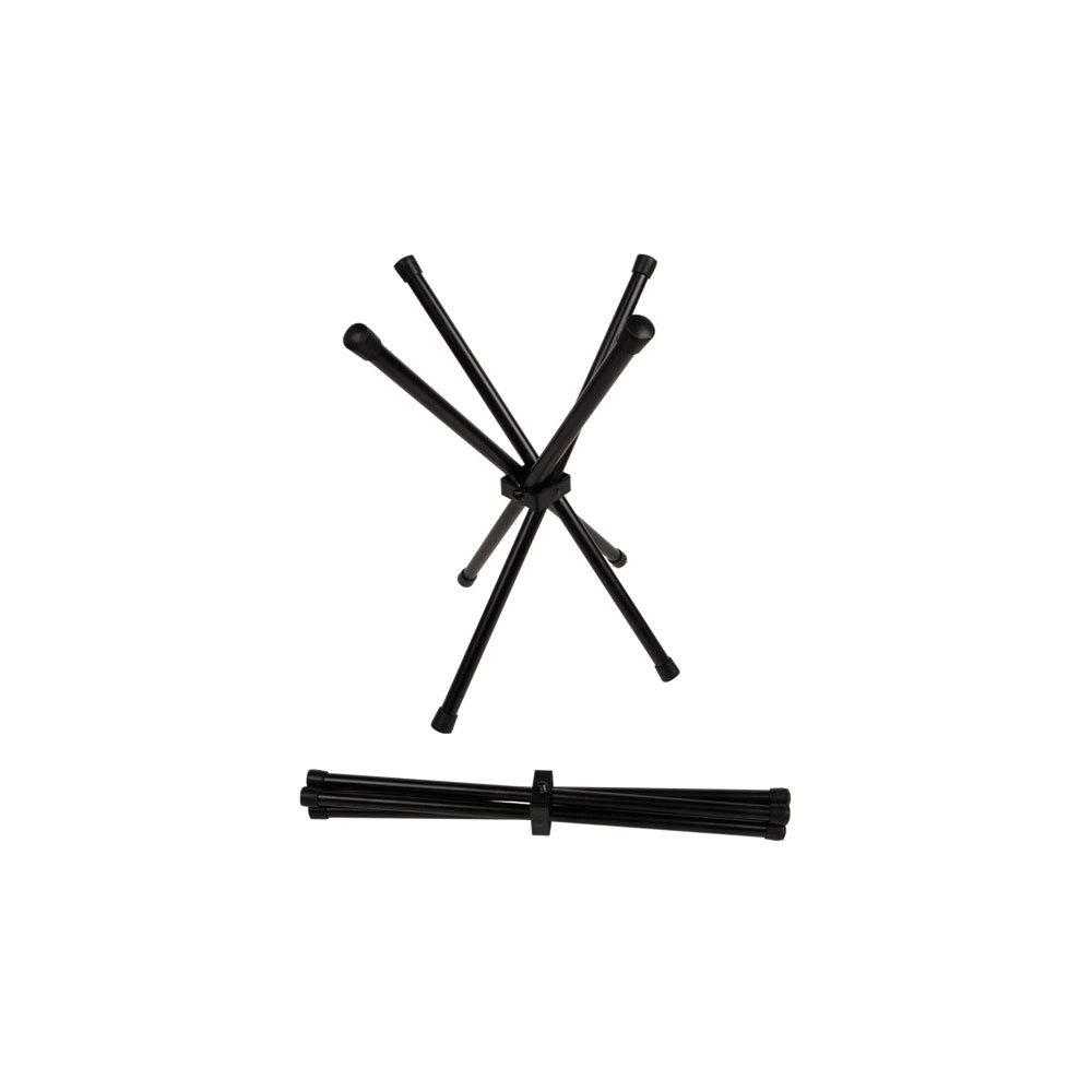 OKSLO Chopstix black folding chopsticks stand 16 inch tall