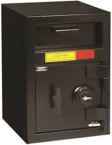 Amsec DSF2014C Front Loading Depository - Small Loading Safe Depository Front