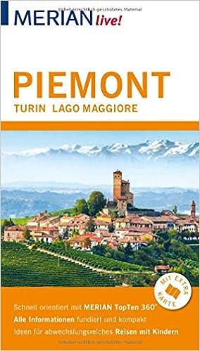 Lago Maggiore Karte.Merian Live Reiseführer Piemont Turin Lago Maggiore Mit Extra